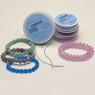 Elasticity stretchy beading and jewelry making cord