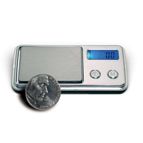 M400 GemOro 400 gram maximum platinum micro sized scale