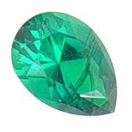 Pear Lab Created Emerald