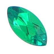 Marquise Lab Created Emerald