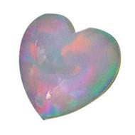 Heart Lab Created Opal