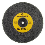"""4"""" Inch Bergeon Satin Finish Wheel With Various Grits"""