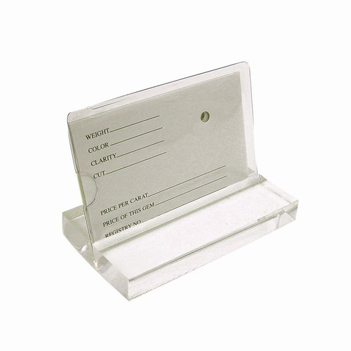 File-A-Gem wholesale jewelry display stand with free diamond file