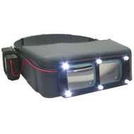 OptiVISOR LED visor lighting system