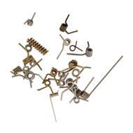25 piece Bergeon claw spring assortment