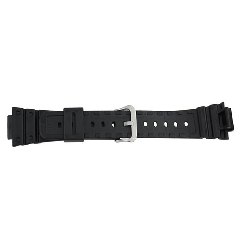 Genuine factory Casio black replacement strap DW5600