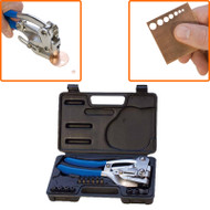EuroPower multiple size hole punch pliers