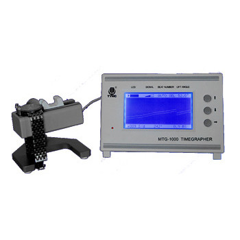 TYMC Timegrapher MTG-1000 personal watch and timer mechanical tester