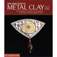 Paperback book about techniques for use of metal clay