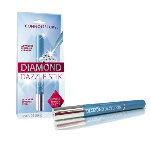 Diamond Dazzle Stik All-in-One Jewelry Cleaner by Connoisseurs