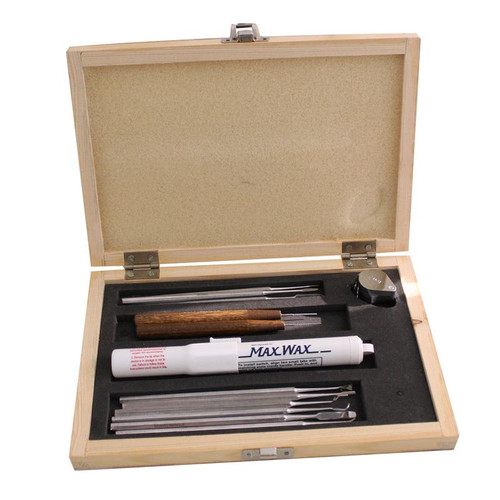 Deluxe 13 piece wax carving set for jewelry