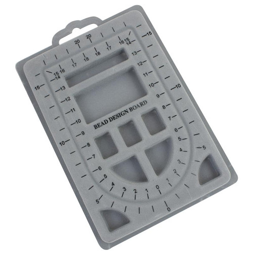 """6"""" design bead board with 9 compartments"""