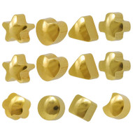 Studex Ear Piercing Studs Assorted Shapes 3.90mm