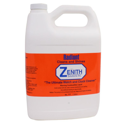 Zenith Formula 777 watch and clock cleaning solution