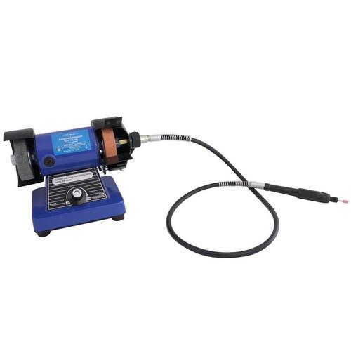 Multi-Grinder Polishing and Buffing Machine Motor with Flex Shaft