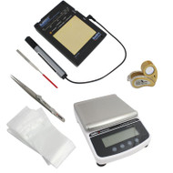 Professional Gold Buying and Testing Kit with AGT1 Gold Tester