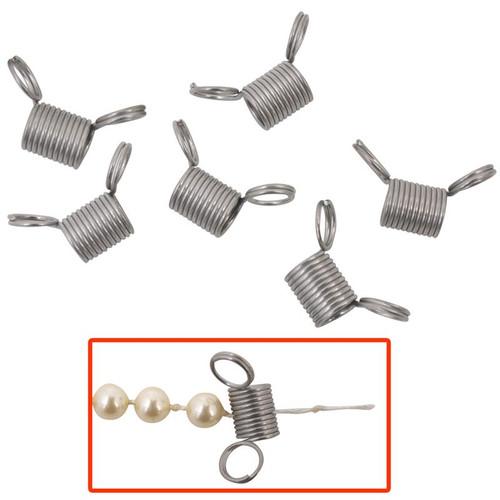 Bead Stopper For Preventing Spilled Beads
