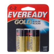 Eveready Gold C Batteries Pack of 2