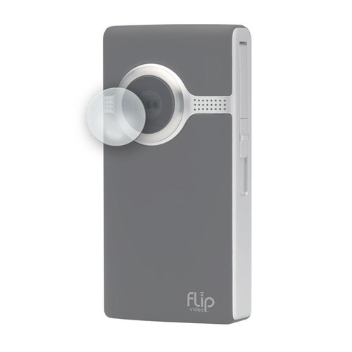 Replacement Lens Glass Dust Cover for Flip Camera Ultra HD Video Recorder