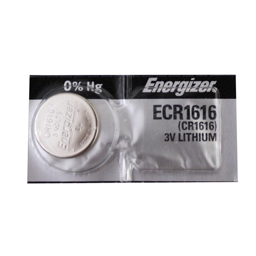 Lithium Energizer 1616 batteries for replacing old watch cells