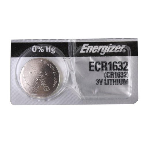 Lithium Watch Battery Energizer 1632 Replacement Cells Each