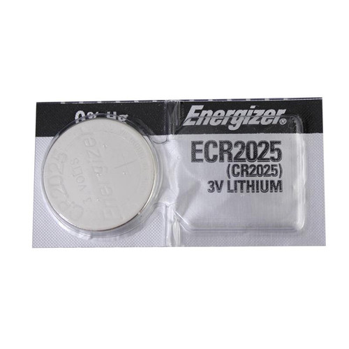 Energizer 2025 lithium watch battery replacement cells