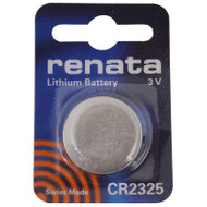 Lithium watch battery Renata 2325 replacement cells