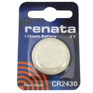 Lithium Watch Battery Renata 2430 Replacement Cells