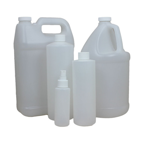 Plastic Bottles And Liquid Storage Container Jugs Gallon