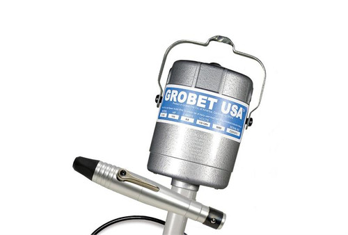 1/8 HP S-300 Flex Shaft Rotary Tool Kit with handpiece and Foot Pedal