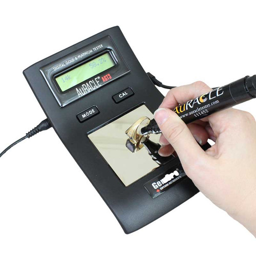 Gold Jewelry Tester : Gemoro auracle agt digital electronic gold tester