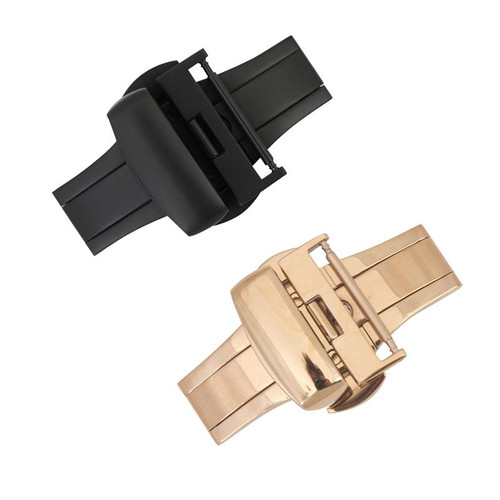 Watch Band Clasp Deployant Buckle Available In 16mm 18mm