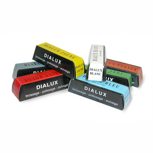 Dialux Premium Jewelry Metal Polishing Compounds