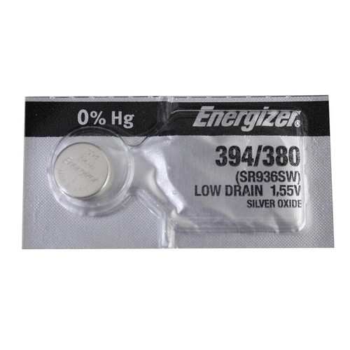 Energizer 394 watch battery replacement cells