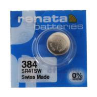 Watch Battery Renata 384 Replacement Cells Each