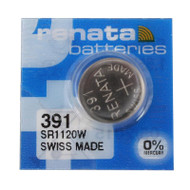 Renata 391 Watch Battery Cell