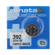 Watch Battery Renata 392 Replacement Cells Each