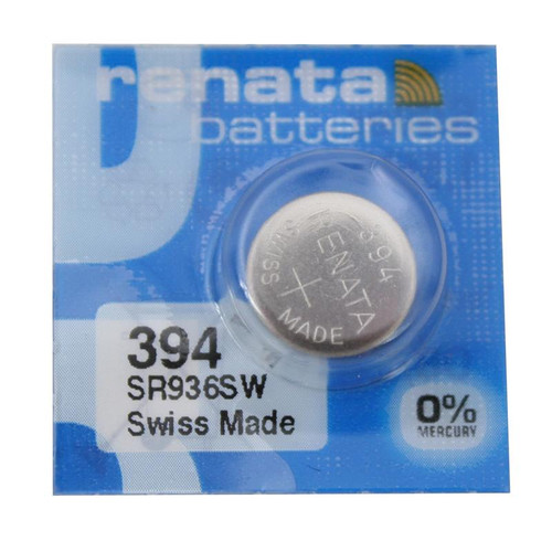 renata 394 replacement battery cell