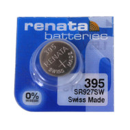 Watch Battery Renata 395 Replacement Cells Each