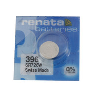 Renata 396 watch battery replacement cells