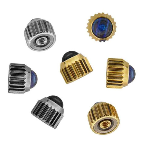 Waterproof Jeweled Watch Crown Refills