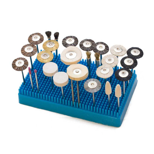 Jewelers rotary tool accessory 30pc polishing and shaping for Jewelry cleaning kit target