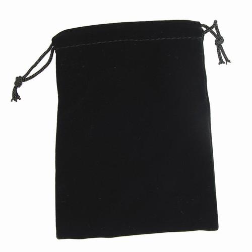 Velvet jewelry pouches