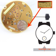 Harley Ronda Watch Movement HQ1004 Quartz Movement