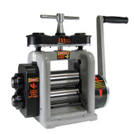 Best Built Manual Rolling Mill 130mm Combo