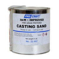 Fine Grain Casting Sand 5 Pounds