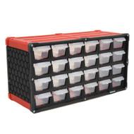 Stack-On 24 Drawer Organizer Cabinet