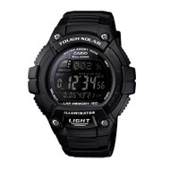 Casio® WS220-1BV Tough Solar Power Sports Watch