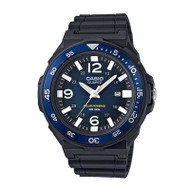 Casio® MRWS310H-2BV Solar Powered Diver's Style Sports Watch