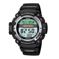 Casio® SGW300H-1AV Twin Sensor Multi-Function Digital Display Sports Watch